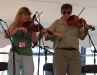 New Bedford Festival, Gina Le Faux and Kevin Burke
