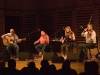 Kevin Dempsey, Dave Swarbrick, Gina Le Faux and Chris Leslie - the end